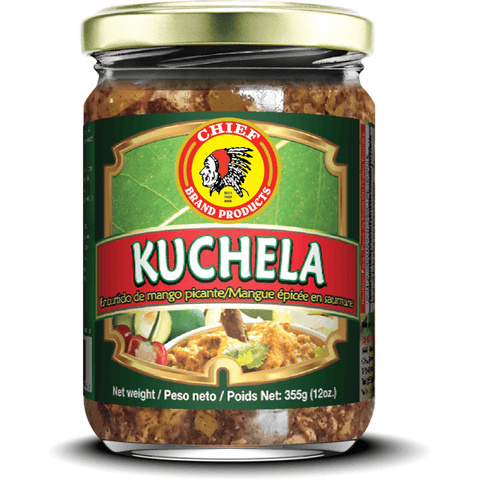 CHIEF - Mango Kuchela 375 ml
