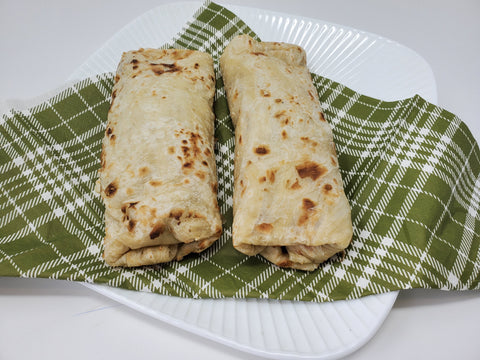 Ready Wraps - Lamb on Paratha