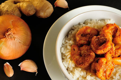 Shrimp Curry 1lb