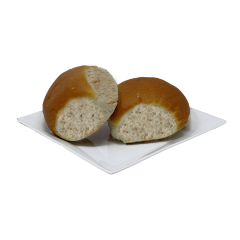 Whole Wheat Tennis Rolls 6  Pieces