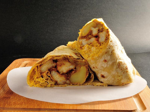 Ready Wraps Chicken on Dhalpuri