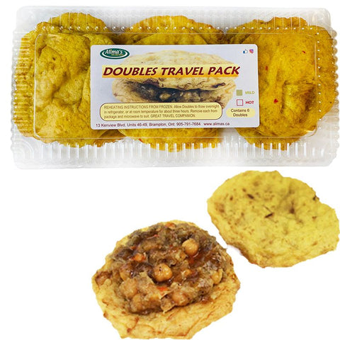 "Doubles Travel Pack - 6 Pieces ""Mild"""