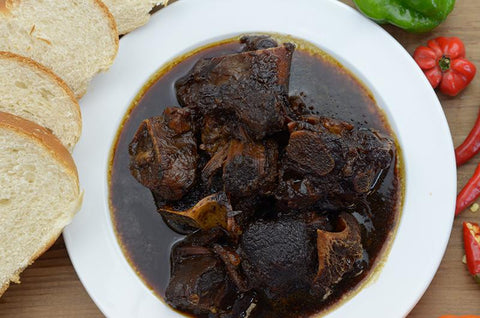 Lamb Pepper-pot 1lb