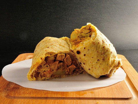 Ready Wraps - Textured Soy on Dhalpuri