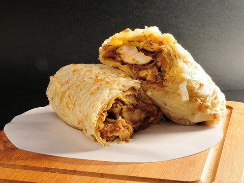 Ready Wraps Chicken on Paratha