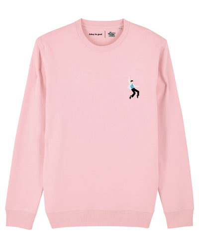 Sweater ELVIS pink