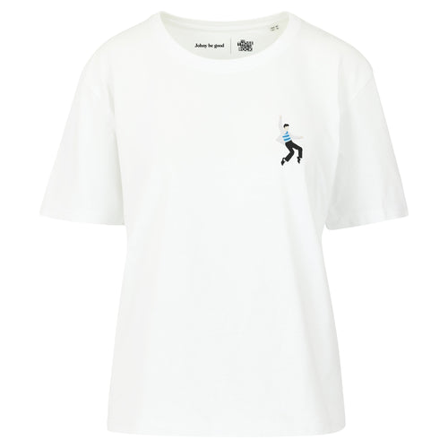 T-shirt ELVIS white