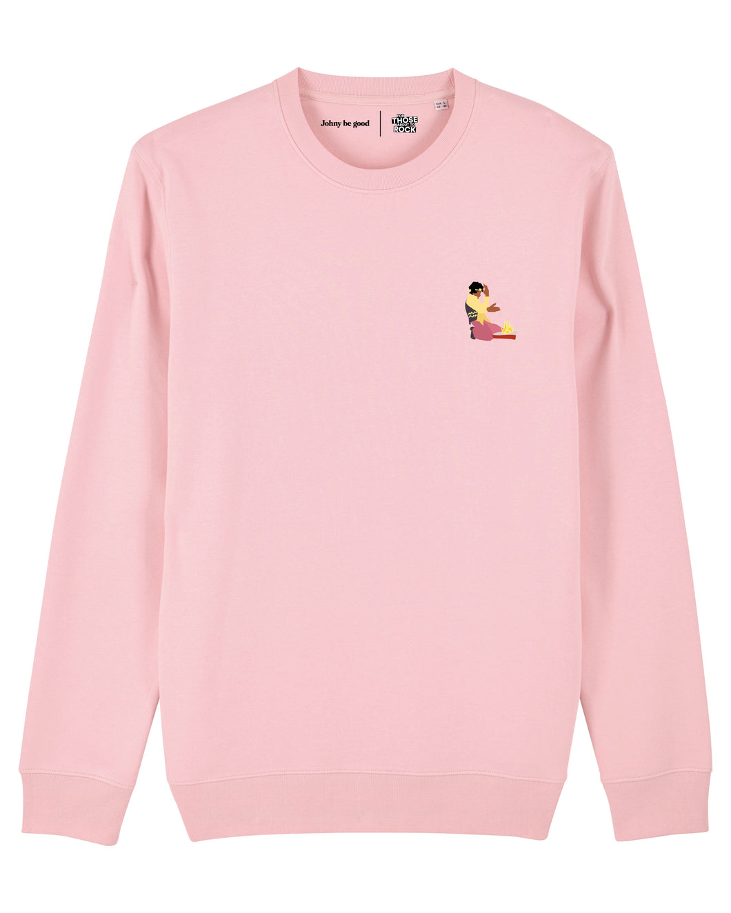 Sweater JIMI pink-preorder 2-3 weeks
