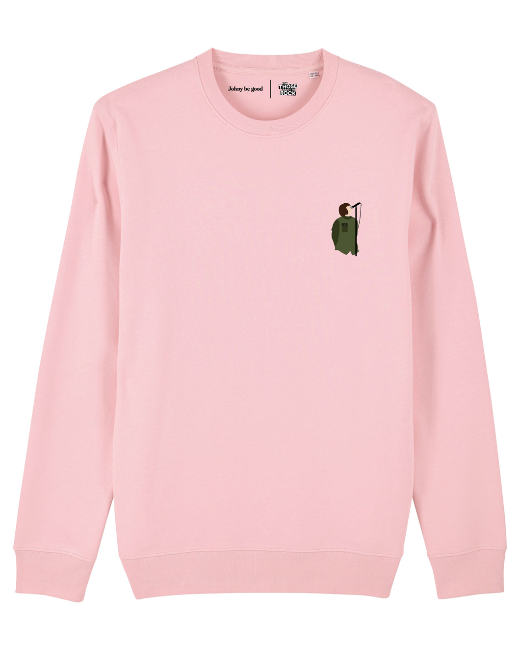 Sweater LIAM pink - preorder 2-3 weeks