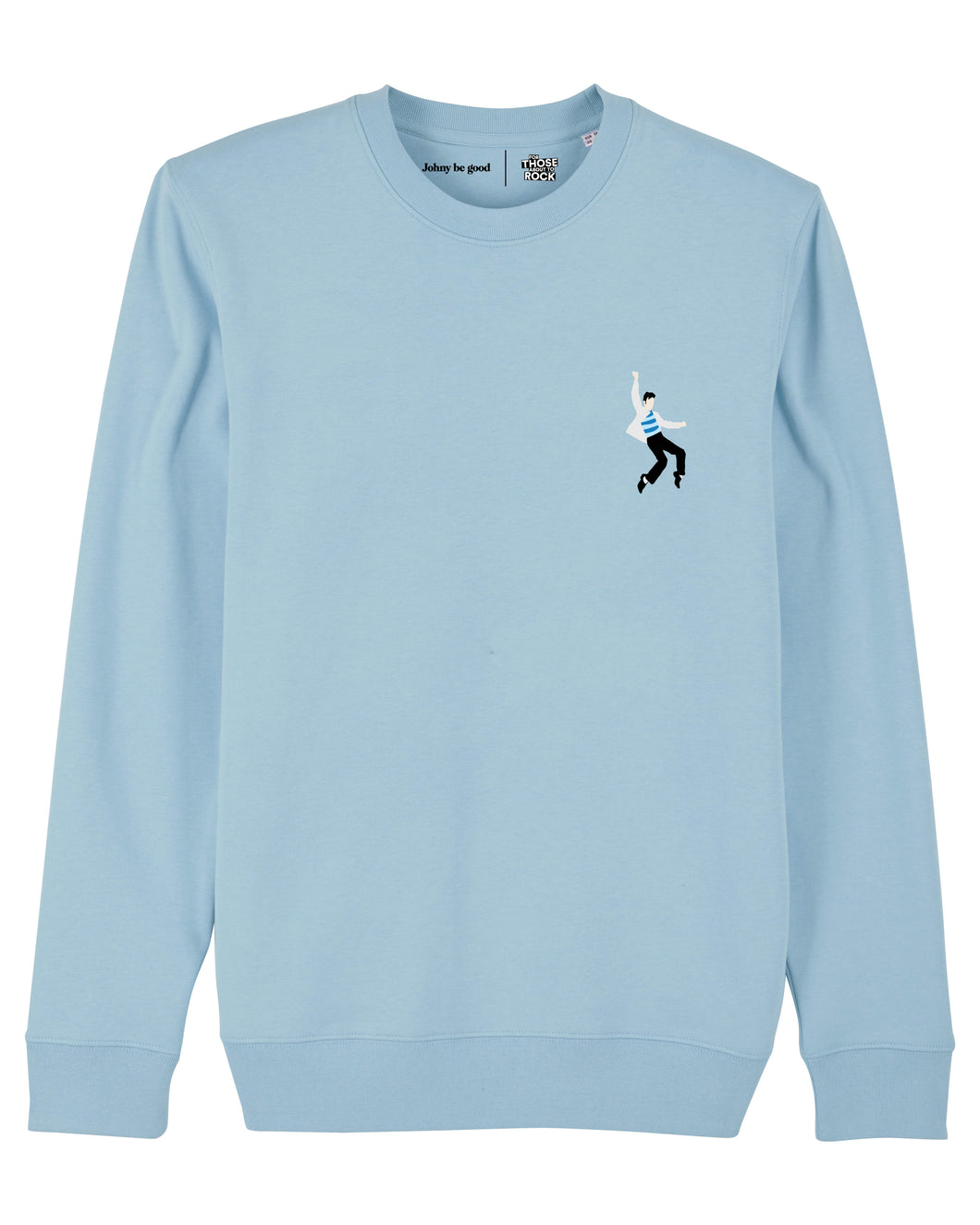 Sweater ELVIS blue- out of stock - preorder