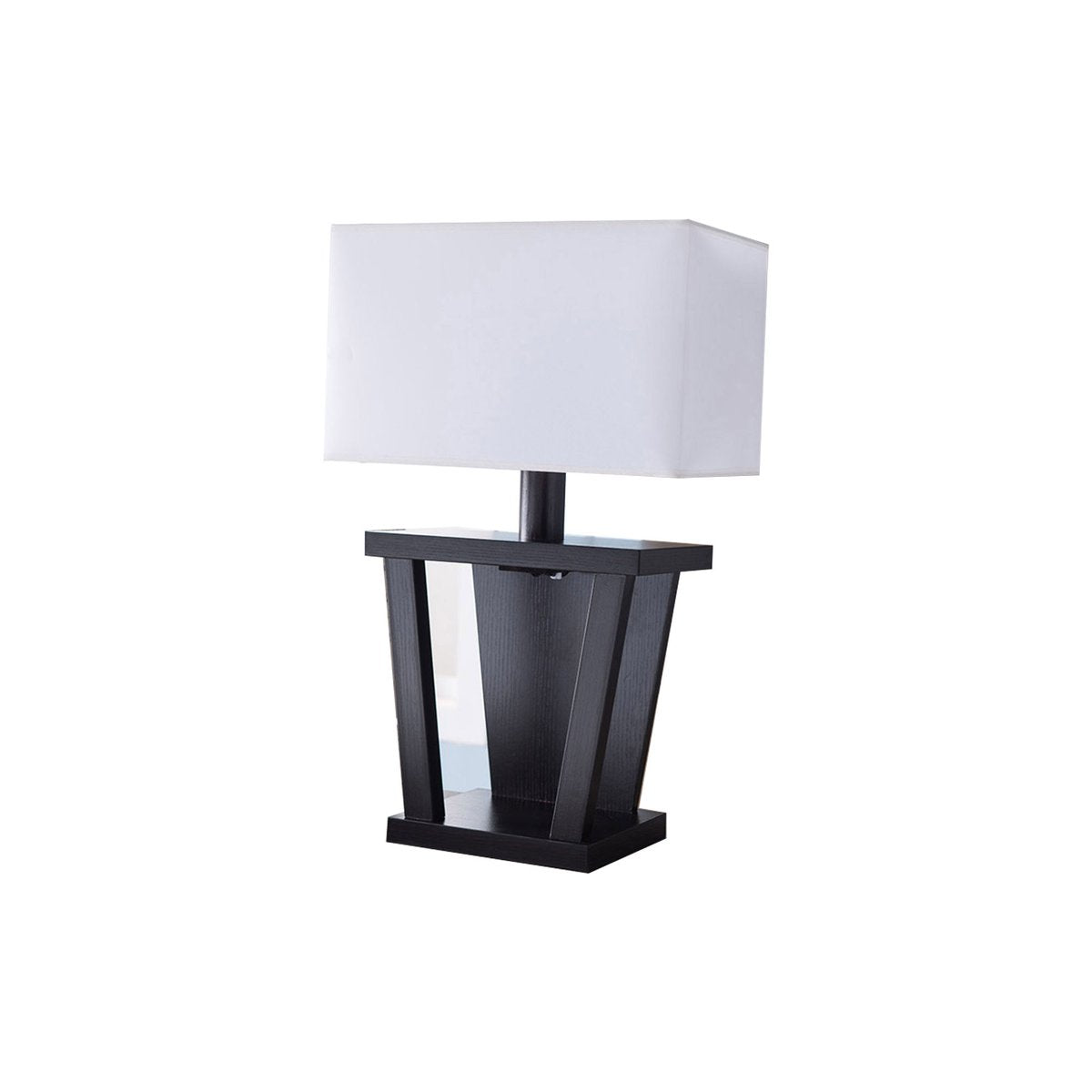 Lamps: Contemporary Style Sturdy Table Lamp