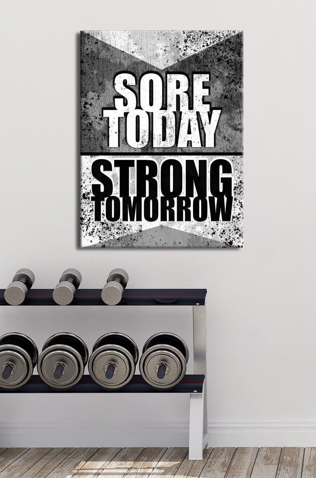 Fitness Wall Art