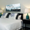 Image of Bedroom Wall Art: Next To You Wall Art (Wood Frame Ready To Hang)