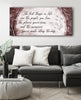 Image of Home Wall Art: The best things in life are the people you love (Wood Frame Ready To Hang)