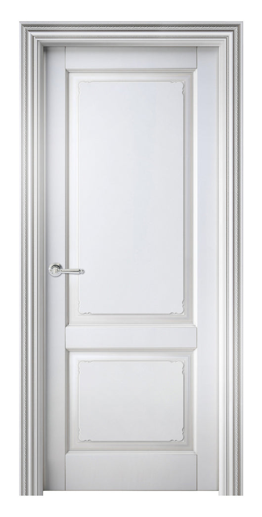 interior doors  sc 1 st  United Porte & Sale -10%! Sarto Royal 6211 Interior Door Snow-White with Silver ...