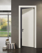 SARTODOORS Planum 0010 Interior Modern Flush Solid Wood Door Patina Antique NO Pre-drilled