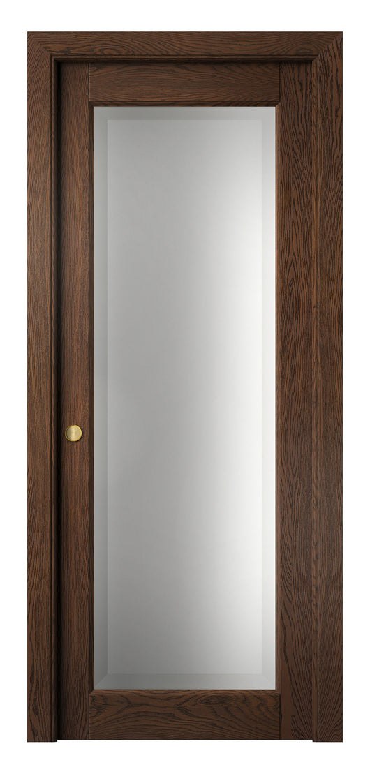 Sarto Lignum 0700 Interior Pocket Door Cognac Oak