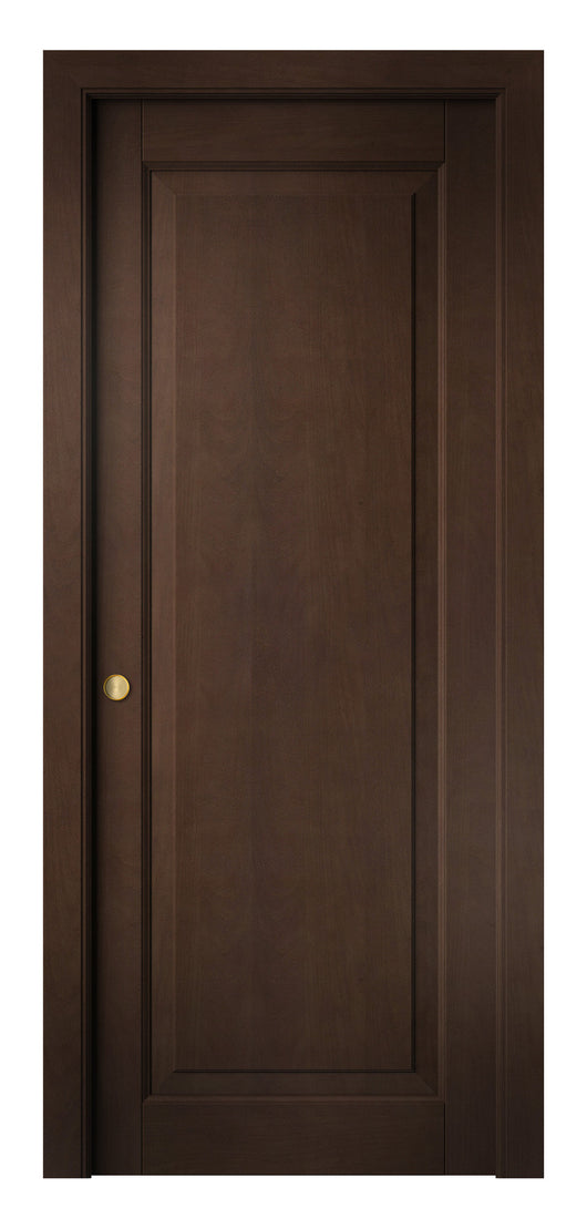 Sarto Lignum 0701 Interior Pocket Door Beech Walnut