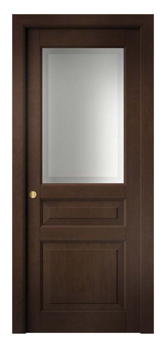 Sarto Lignum 0710 Interior Pocket Door Beech Walnut