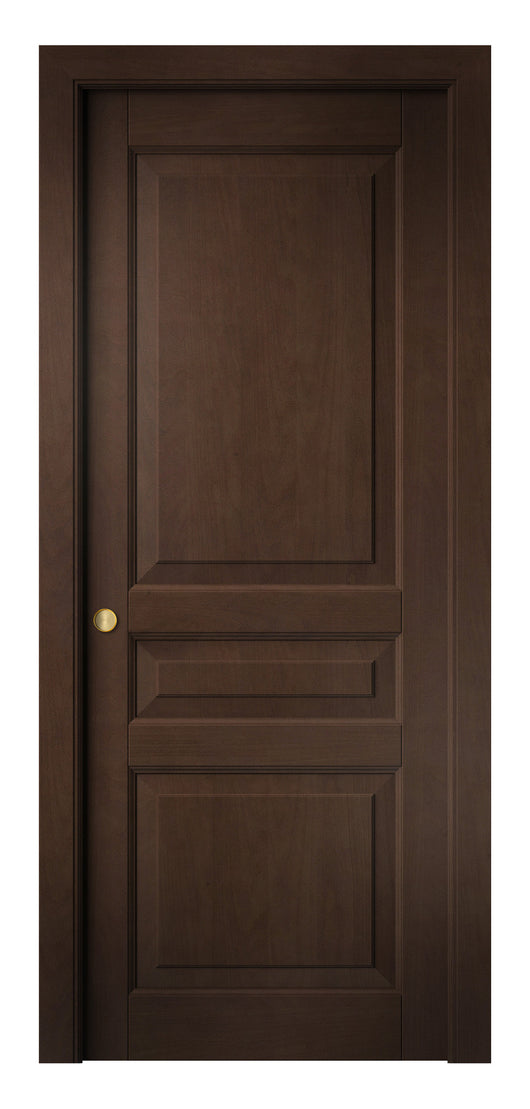 Sarto Lignum 0711 Interior Pocket Door Beech Walnut