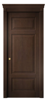 Sarto Lignum 0721 Interior Pocket Door Beech Walnut