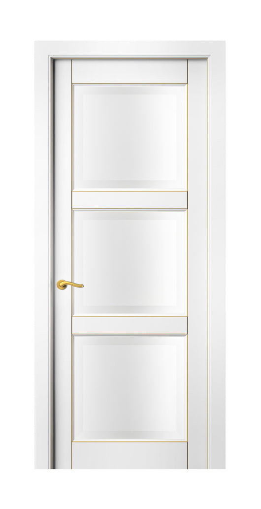 Sarto Lignum 0730 Interior Door Snow White Beech Gold Patina