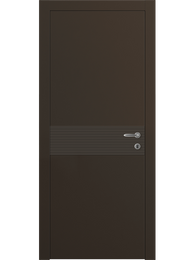 Sarto Linea 8041 Interior Door Matte Antracite