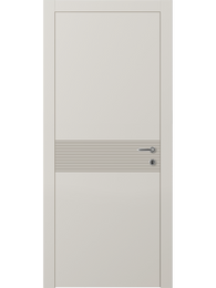 Sarto Linea 8041 Interior Door Matte Gray