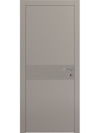 Sarto Linea 8041 Interior Door Matte Dark Gray