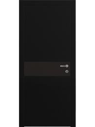Sarto Linea 8041 Interior Door Matte Black