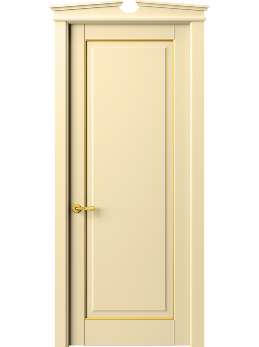 Sarto Toscana Plano 6301 Interior Door Beech Ivory With Gold