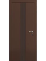 Sarto Linea 8042 Interior Door Matte Chocolate