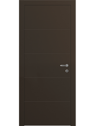 Sarto Linea 8043 Interior Door Matte Antracite