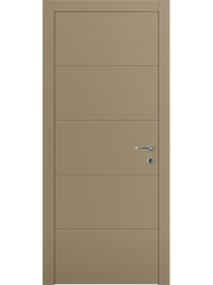 Sarto Linea 8043 Interior Door Matte Latte