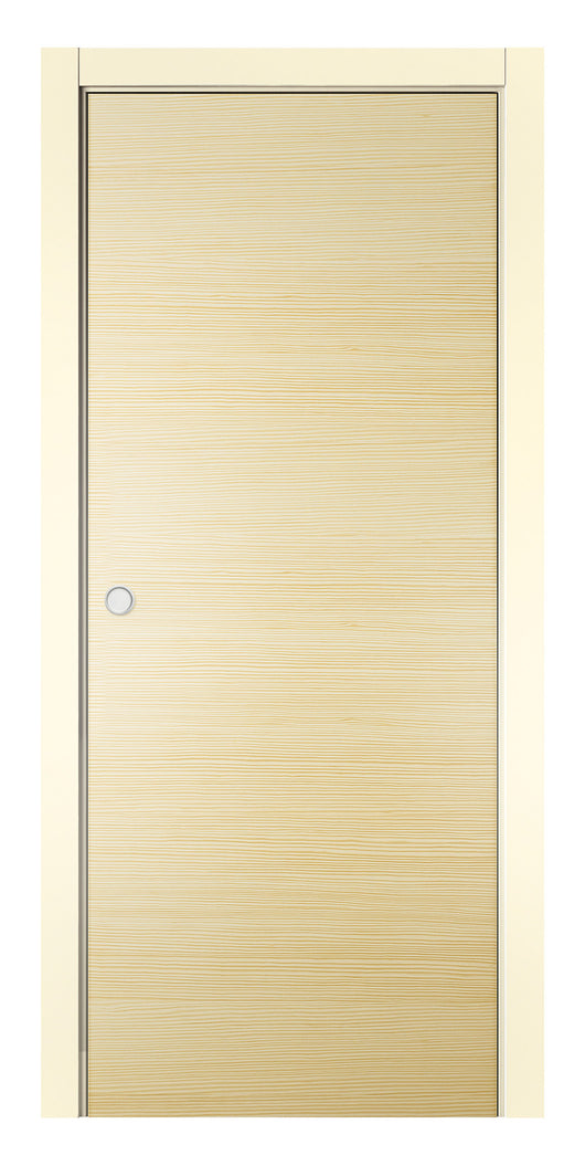 Sarto Avant 4030 Interior Pocket Door Vanilla Taeda