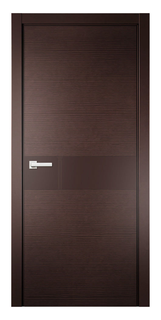 Sarto Avant 4031 Interior Door Tobacco Taeda Lacobel Glass