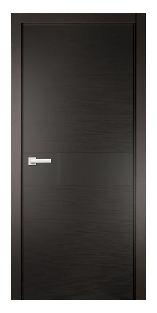 Sarto Avant 4031 Interior Door Taeda Anthracite Lacobel Glass