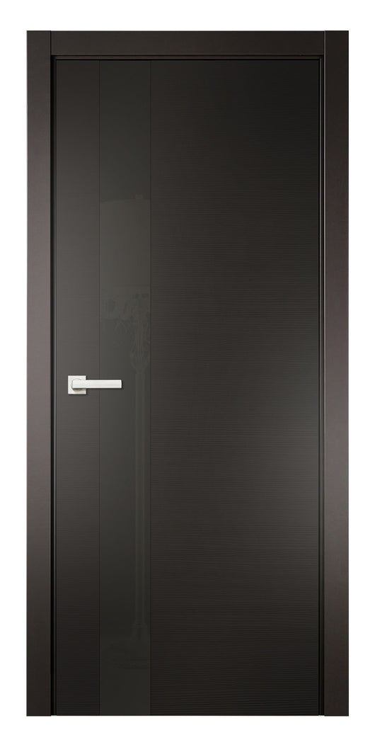 Sarto Avant 4035 Interior Door Taeda Anthracite Lacobel Glass