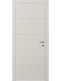 Sarto Linea 8043 Interior Door Matte Gray