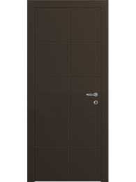 Sarto Linea 8044 Interior Door Matte Antracite