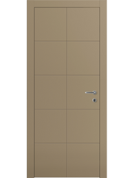 Sarto Linea 8044 Interior Door Matte Latte