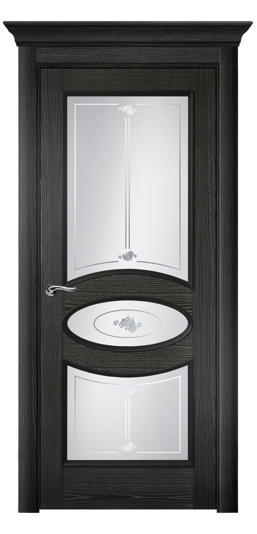 Sarto Decanto NS 5254 Interior Door Black Pearl Oak