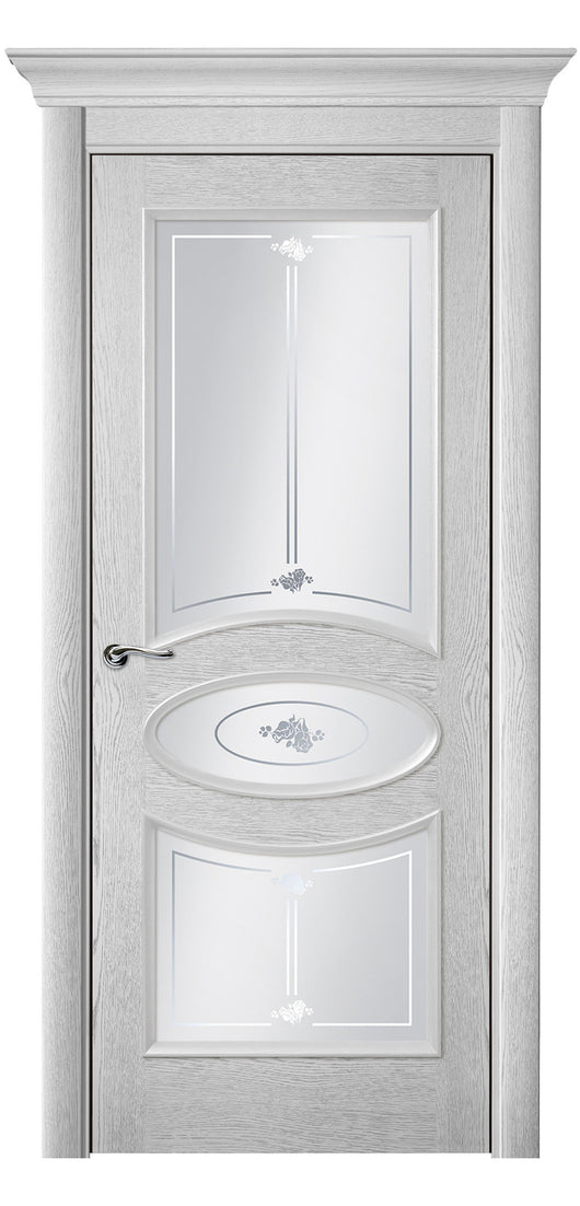 Sarto Decanto NS 5254 Interior Door White Pearl Oak