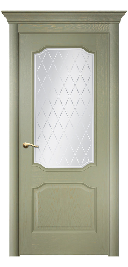 Sarto Decanto NS 5292 Interior Door Pistachio Beech Gold Patina