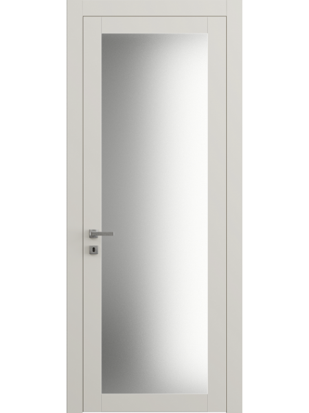 Sarto Deco 2102 Interior Door Matte Gray