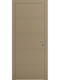 Sarto Linea 8045 Interior Door Matte Latte