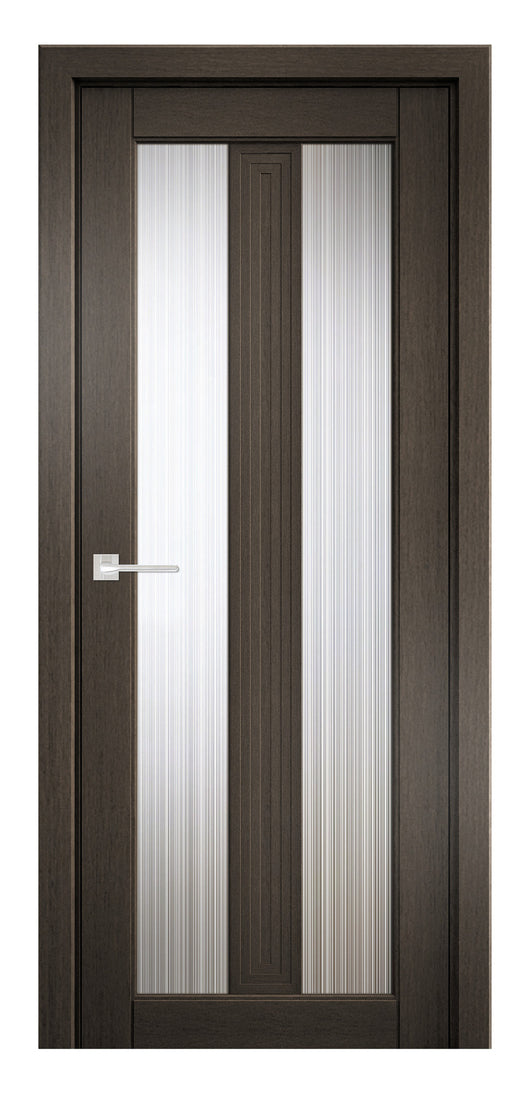 Sarto Ego 6122 Interior Door Royal Oak Rain Glass