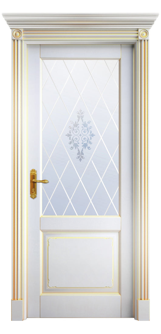 Sarto Royal 6212 Interior Door Gilded Ivory