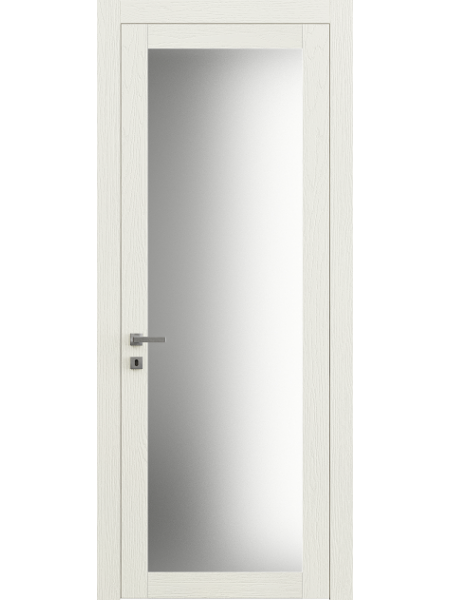 Sarto Deco 2102 Interior Door Milky White Ash