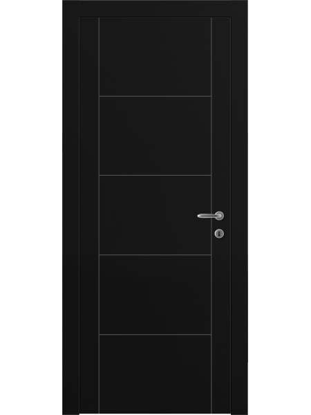Sale 10 Sarto Linea 8046 Interior Door Matte Black